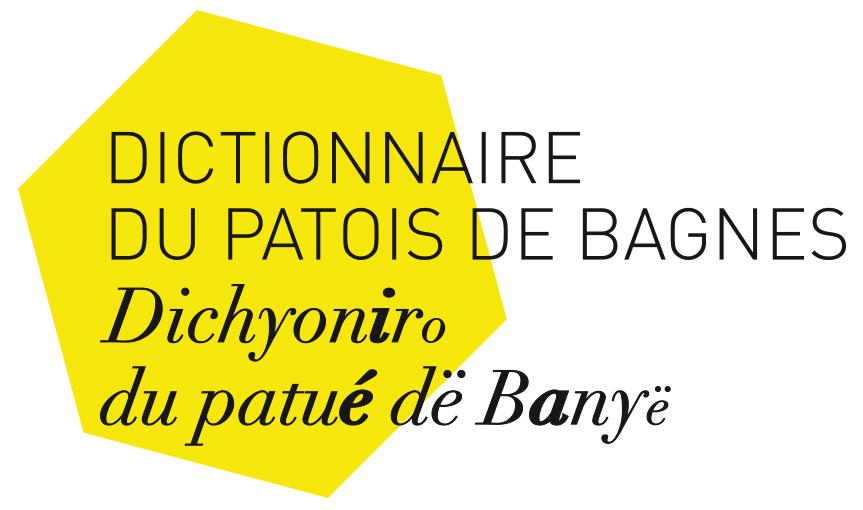 Dictionnaire du Patois de Bagnes
